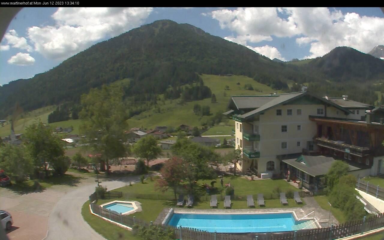 Webcam Wohlfühlhotel Martinerhof